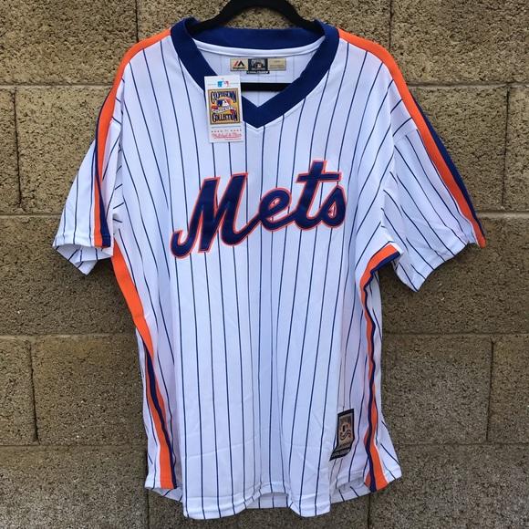 best service 72cb6 d08fe Vintage New York Mets Darryl Strawberry Jersey NWT